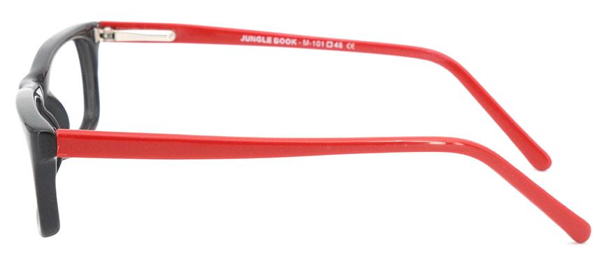 Playground M101 Blk Red